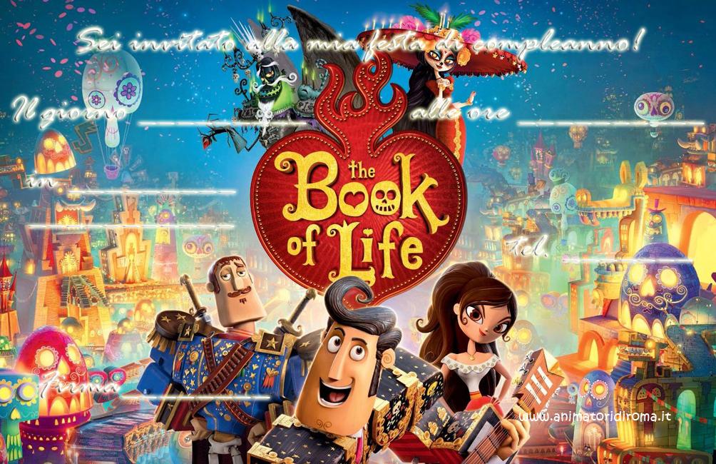 Feste per bambini roma il libro della vita